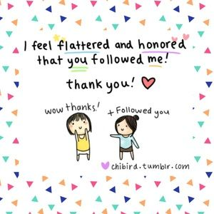 Other - Thank you 😊! Thank you 😊! Thank you 😊!